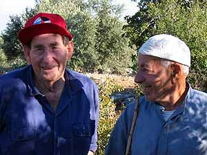 Israeli and Palestinian Farmers